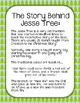 Jesse Tree Day 10. Ruth. Christmas Advent
