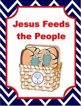 Jesus Feeds the 5,000 Freebie