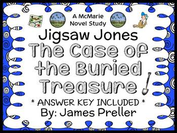 Jigsaw Jones: The Case of the Buried Treasure (James Prell