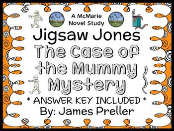 Jigsaw Jones: The Case of the Mummy Mystery (James Preller