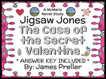 Jigsaw Jones: The Case of the Secret Valentine (James Prel