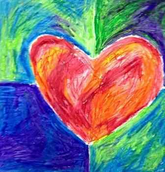 Jim Dine Heart Art Lesson Powerpoint By Rina Vinetz