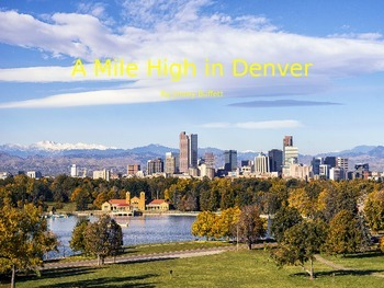Jimmy Buffett's A Mile High in Denver Sing-Along