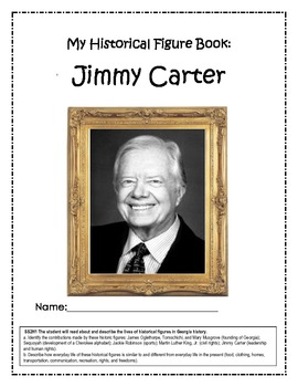 Jimmy Carter Booklet