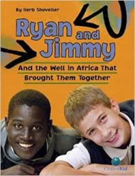 Jimmy & Ryan and the well in Africa - comprehension packet