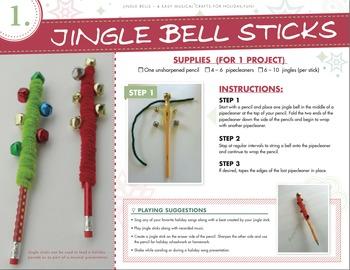 Jingle Bells Classroom Craft