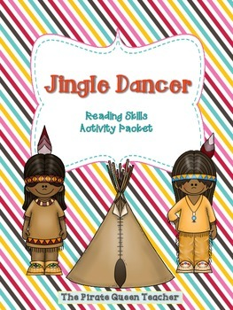 Jingle Dancer Reading Street Reading Comprehension Activit