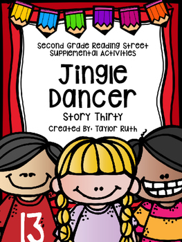 Jingle Dancer (Second Grade Reading Street Story Thirty)