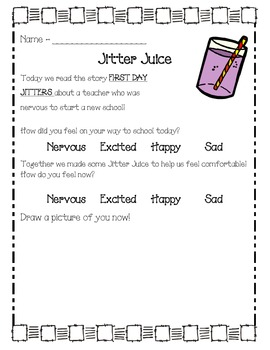 Jitter Juice Freebie Response