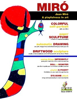 Joan Miro and playfulness in art: automatic drawing and po