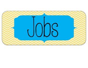 Job Bulletin Board
