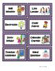 Job Labels - Purple Version
