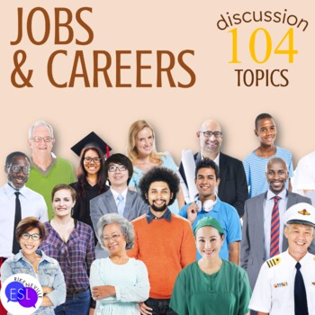 Jobs and Careers: Discussion Topic Cards