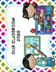 Jobs In The Classroom (18 jobs) -Colorful Rainbow  Theme -