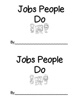 Jobs People Do mini reader