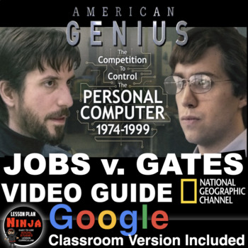 Jobs v. Gates: Fight for Control of the PC Video Guide - V