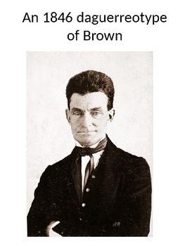 John Brown Speech following the conviction Handout