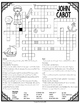 John Cabot Crossword