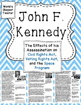 John F. Kennedy: Effects of Assassination on Civil Rights