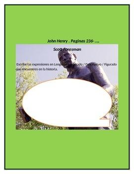 John Henry- Scott Foresman- pagina 238- 251