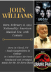 John Williams Composer of the Month