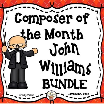 John Williams (Composer of the Month) BUNDLE