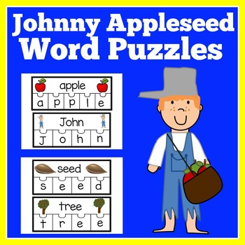 Johnny Appleseed Activities | Johnny Appleseed Unit | John
