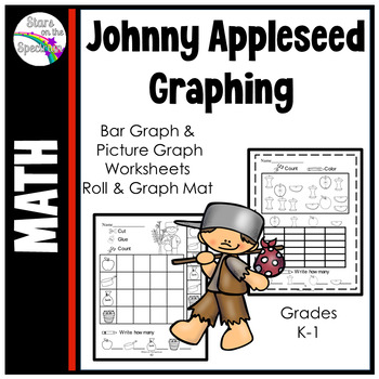 Johnny Appleseed Math * Johnny Appleseed Graphng * Johnny