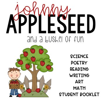 Johnny Appleseed & A Bushel of Fun