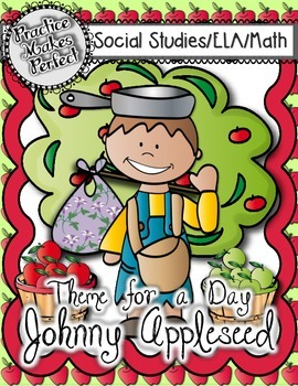 Johnny Appleseed Theme for a Day