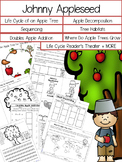 Johnny Appleseed: A Tree for You and Me