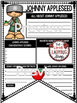 Johnny Appleseed Activity Poster