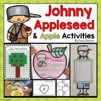 Johnny Appleseed & Apple Activities