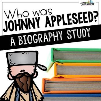 Johnny Appleseed Foldable Biography Unit