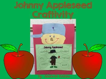 Johnny Appleseed Craftivity Freebie