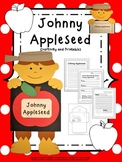 Johnny Appleseed Craftivity and Printables