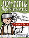 Johnny Appleseed Emergent Reader