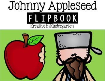 Johnny Appleseed Flipbook