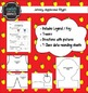 Johnny Appleseed Glyph CCSS Legend Directions Pictures Ana