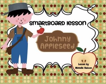 Johnny Appleseed Interactive SMARTboard Lesson