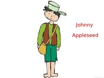 Johnny Appleseed - John Chapman Power Point Real life stor