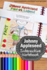 Johnny Appleseed Day Activities Interactive Notebook Face