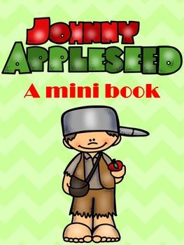 Johnny Appleseed Mini Book