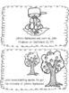 Johnny Appleseed Mini Book for Beginners
