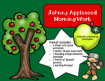 Johnny Appleseed Morning Work
