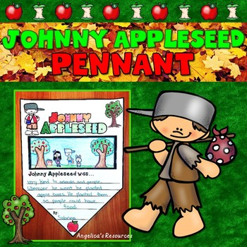 Johnny Appleseed Pennant
