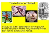 Johnny Appleseed Presentation