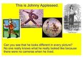 Johnny Appleseed Presentation