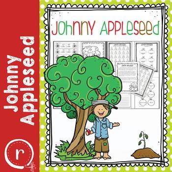 Johnny Appleseed Unit: Multiplication, Close Reading, Addi