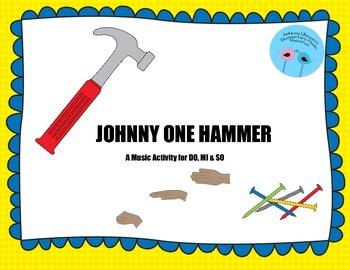 Johnny One Hammer - An Activity for SO, MI & DO